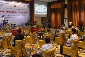 8th media conference discusses election coverage