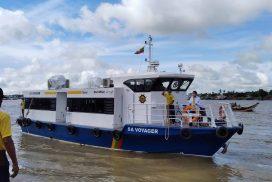 Myanmar-Singapore JV to start aluminium shipbuilding