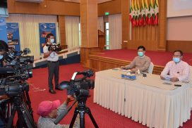 Gradual, steady steps towards Union Peace Conference