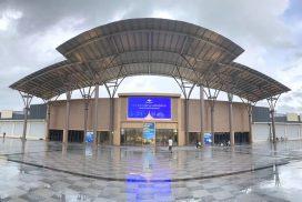 Samanea Yangon wholesale market prepares to open in November