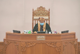 Pyidaungsu Hluttaw approves National Planning Bill, hears loan proposal for Thanlwin River crossing bridge