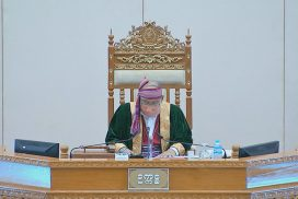 Amyotha Hluttaw discusses report on uncovering methods to reduce and protect cancer