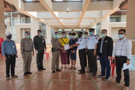 Myanmar transfers two Thai nationals via Tachilek Friendship Bridge 2
