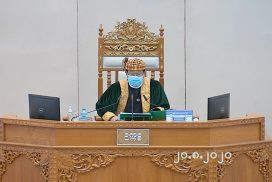 Second Pyithu Hluttaw convenes 10th day meeting of 17th regular session