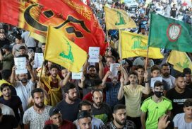 In crisis-hit Lebanon, Paris and Washington at odds over Hezbollah