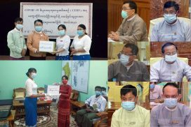 MoSWRR provides CERP cash assistance to PWDs in Magway, Yangon, Bago