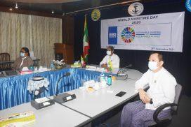 MoTC celebrates World Maritime Day online