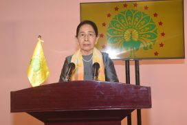 Democratic Party (Myanmar) presents its policy, stance and work programmes