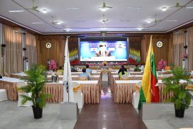 Myanmar, ROK hold 1st Joint General (Trade) Working Committee Meeting
