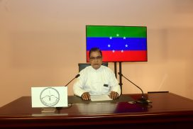 Kaman National Development Party presents its policy, stance and work programmes