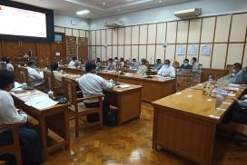 Union Construction Minister discusses development of transport infrastructure