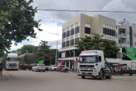 Bayint Naung Warehouse and Cargo-Bus Terminal serves to smoothen trade flows across the nation