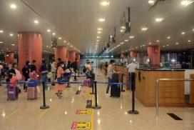 191 overseas Myanmar citizens fly back home on 25 September