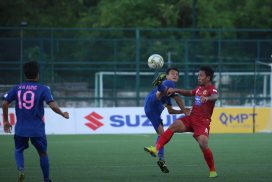 Shan United beats Hantharwady United 4-2 in MNL Week-14