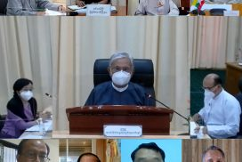 National-Level Anti-Corruption Strategy Drafting Committee holds its 1st online meeting
