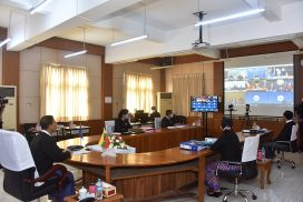 Myanmar chairs 19th ASEAN senior law officials meeting online