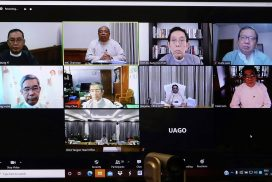 Myanmar Investment Commission Meeting (14/2020) held via videoconferencing system