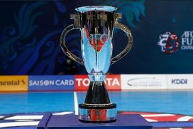 AFC Futsal Asian Cup moved to 2021