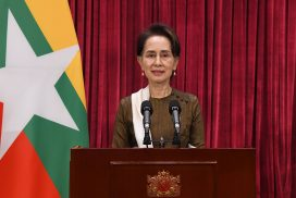 State Counsellor reports to people regarding COVID-19 situation