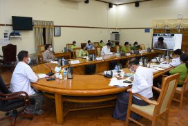 APMC holds coordination meeting on monsoon paddy purchases