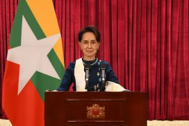 Speech of State Counsellor at National Launching on Human Papillomavirus (HPV) Vaccine Introduction