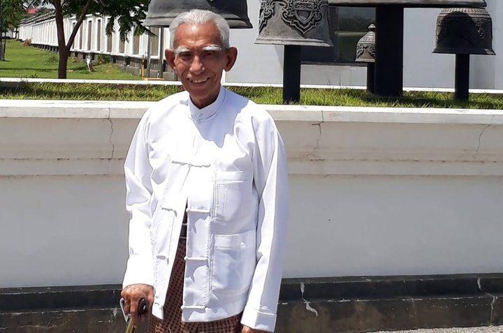 Dr Aung Than Batu