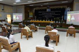 3rd Anniversary of UEHRD held virtually