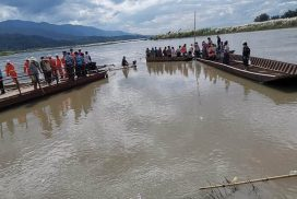 Four women dead, one child missing after vehicle plunges into Shweli river