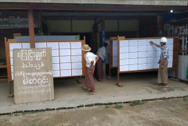 Nationwide Voting List displayed for second time