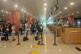 Over 300 nationals return from Europe, Egypt, Hong Kong by relief flight