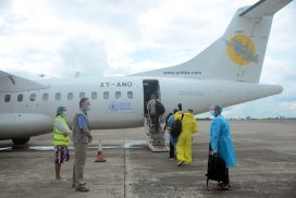 WFP launches humanitarian flight in Myanmar over COVID-19 response