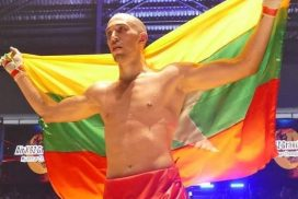 Dave Leduc ranks first in Lethwei Cruiserweight: WLC