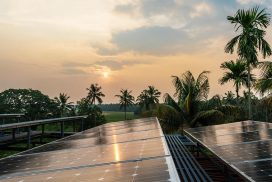 Green energy should power Myanmar's data evolution