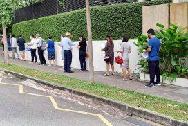 Myanmar citizens begin advance voting in Czech Republic, Australia