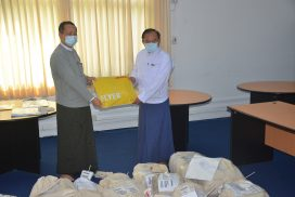 Ballot papers for advance votes transferred to UEC