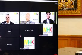 Hong Kong investors eye new opportunities in Myanmar
