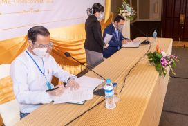 Young Insurance Company, SME Development Bank sign bancassurance agreement