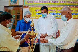 Deepavali Festival celebrated virtually