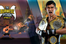 ONE Championship launches mobile action game of Aung La N Sang