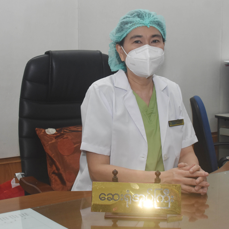 Dr.Myint Myint Aye 72