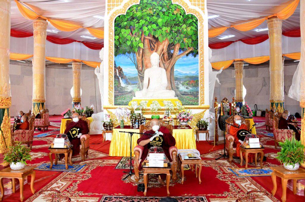 Buddha Pujaniya festival, consecration observed at Eternal Peace Pagoda
