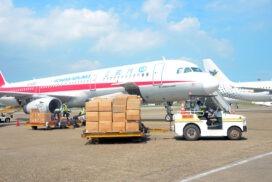 Myanmar sends over 30,000 rice bags to China through Muse daily