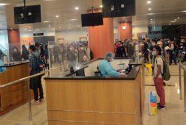 276 Myanmar seamen from Egypt, ROK fly back home
