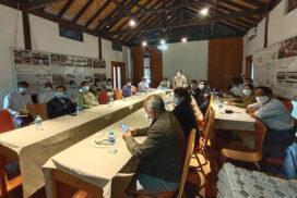 Bagan- NyaungU Destination Management Organization holds coordination meeting
