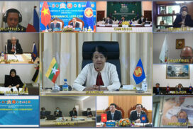 Myanmar anti-corruption officials join 16th ASEAN-PAC