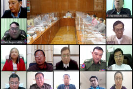 Resettlement of IDPs in Kachin State discussed via videoconferencing