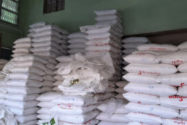 Rice export to China via Muse 105th Mile trade zone drops by half