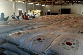 2,000 rice bags of APTERR Tier 3 programme reach Magway COVID centres
