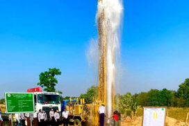 Magway Region sets over K2,700 mln for drilling wells to fight water shortage
