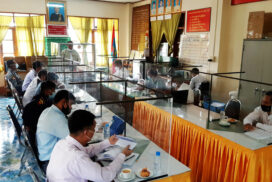 Kawthoung DMO holds coordination meeting on tourism revival